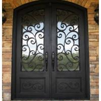 Florida Iron Doors - Ornamental Wrought Iron Entry Exterior French and Custom Doors & Florida Iron Doors - Ornamental Wrought Iron Entry Exterior French ...